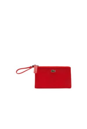 Lacoste L 12 12 Concept Kırmızı Kadın Küçük Çanta NF2036PO 883