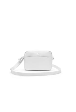 Lacoste S Klasik Beyaz Kadın Çanta NF2045WM 001