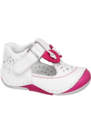 Deichmann Bärenschuhe Kız Çocuk İlk Adım Ayakkabısı Beyaz