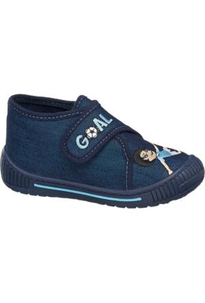 Deichmann Bobbi-Shoes Erkek Çocuk Ev Ayakkabısı Lacivert