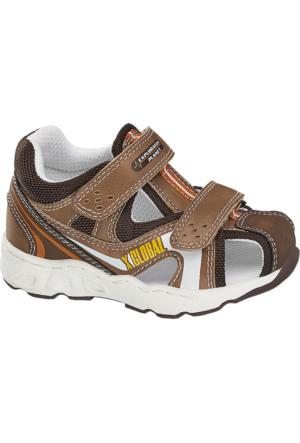 Deichmann Bobbi-Shoes Erkek Çocuk Kahverengi Sandalet