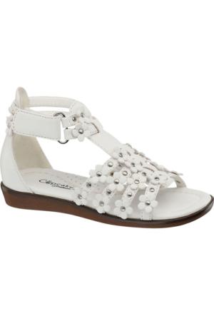 Deichmann Cupcake Couture Kız Çocuk Sandalet Beyaz