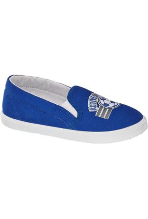 Deichmann Vty Erkek Çocuk Mavi Bağcıksız Ayakkabı