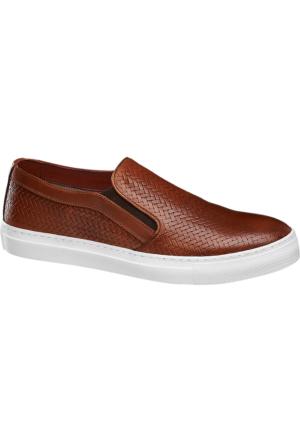 Memphis One Erkek Slip On Ayakkabı Kahverengi
