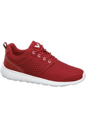 Deichmann Vty Erkek Kırmızı Sneaker Ayakkabı