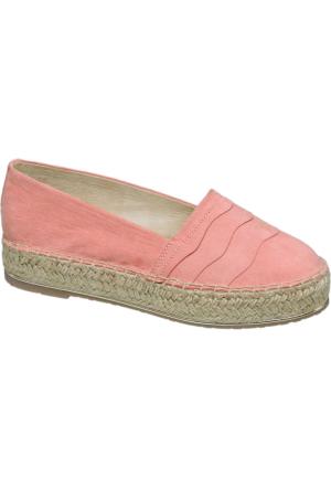 Graceland Kadın Espadril Ayakkabı Turuncu
