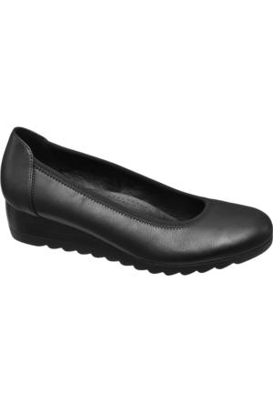 Graceland Kadın Bağcıksız Ayakkabı Siyah