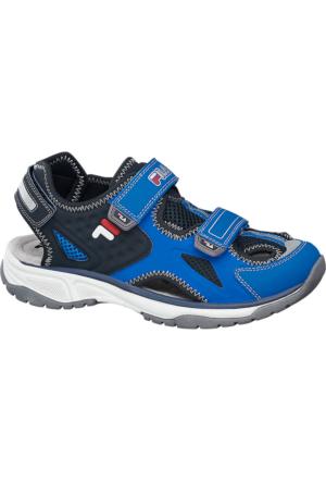 Fila Erkek Çocuk Mavi Lacivert Sandalet