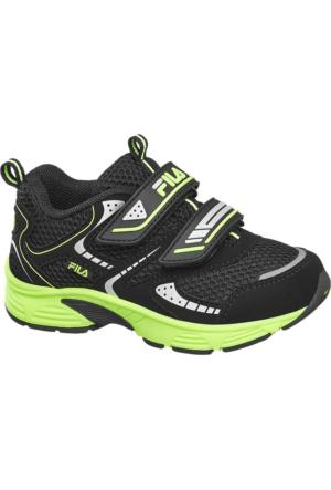 Fila Erkek Çocuk Bantlı Ayakkabı Yeşil