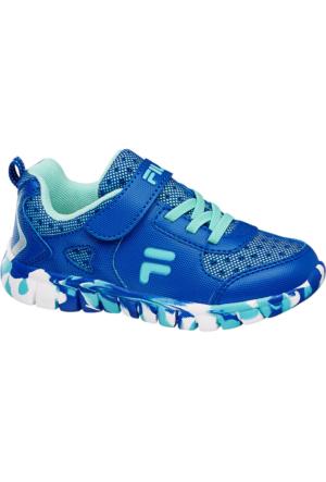 Fila Erkek Çocuk Mavi Sneaker Ayakkabı