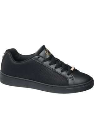 Graceland Kadın Siyah Sneaker Ayakkabı