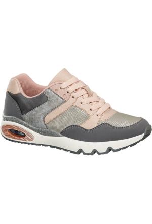 Graceland Kadın Sneaker Ayakkabı Altın