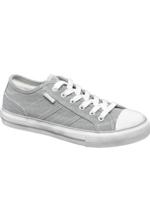 Fila Kadın Keten Sneaker Ayakkabı Gri