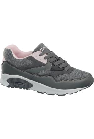 Graceland Kadın Sneaker Ayakkabı Gri