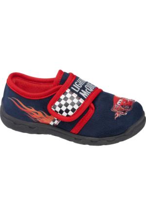 Cars Erkek Çocuk Ev Ayakkabısı Mavi