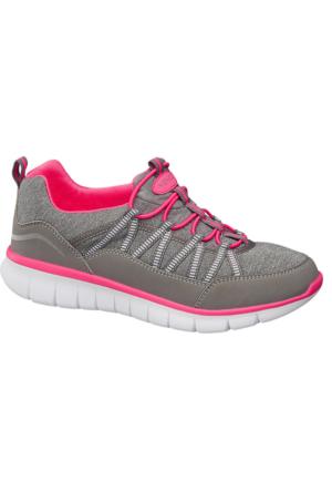 Venice Kadın Sneaker Ayakkabı Fuşya