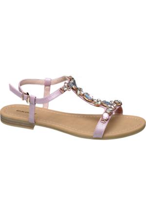 Graceland Kadın Pembe Sandalet