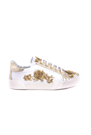 Rouge Kadın Sneaker Ayakkabı Beyaz