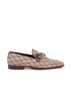 Kemal Tanca Erkek Klasik Ayakkabı Bej