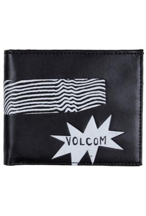 Volcom Corps Large Blackout Cüzdan