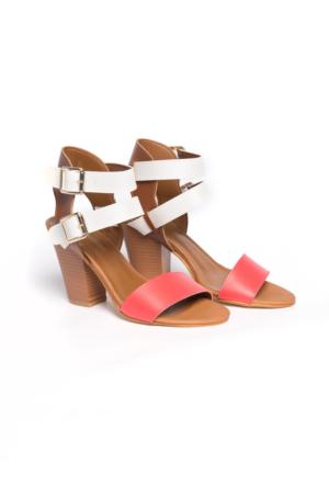 LC Waikiki Kadın Toka Detaylı Topuklu Ayakkabı