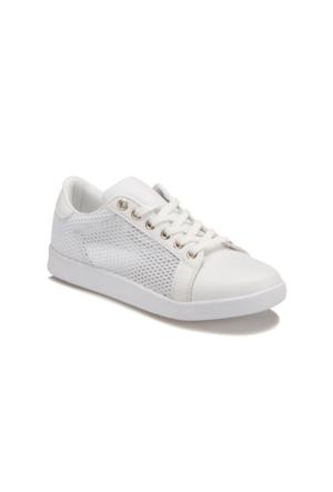 Art Bella N9002 Beyaz Kadın Sneaker Ayakkabı