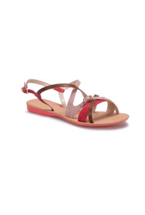 Art Bella RB002 Pembe Kadın Sandalet