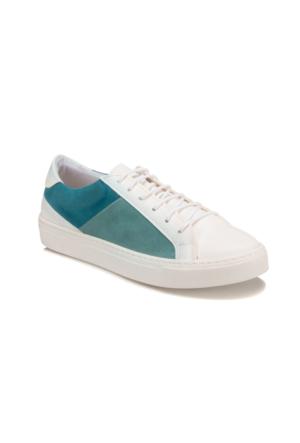 Art Bella U2003 Mavi Kadın Sneaker Ayakkabı