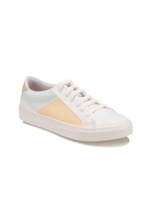 Art Bella U2003 Sarı Kadın Sneaker Ayakkabı