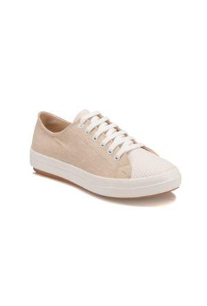 Art Bella U2601 Bej Kadın Sneaker Ayakkabı