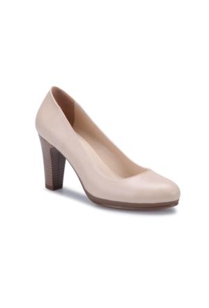 Butigo S1051 Bej Kadın Ayakkabı