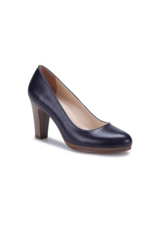 Butigo S1051 Lacivert Kadın Ayakkabı