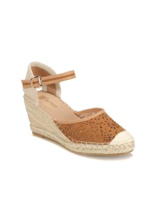 Butigo S1103 Taba Kadın Sandalet