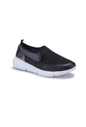 Butigo S711 Siyah Kadın Ayakkabı