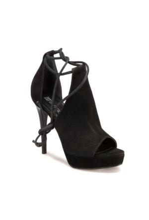 Butigo S850 Siyah Kadın Ayakkabı