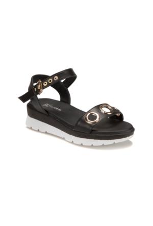 Butigo S949 Siyah Kadın Sandalet