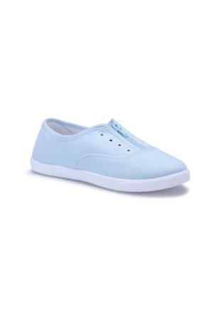 Carmens U2301 Mavi Kadın Ayakkabı