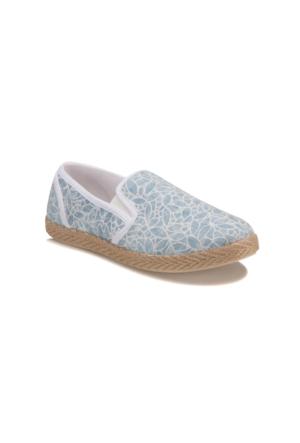 Carmens U2803 Mavi Kadın Ayakkabı