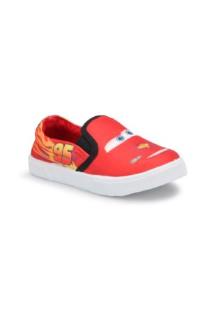 Cars 72889T Kırmızı Erkek Çocuk Sneaker Ayakkabı