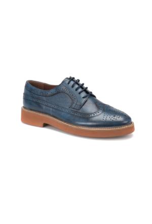 Cordovan 70105-1 M 1506 Lacivert Erkek Ayakkabı