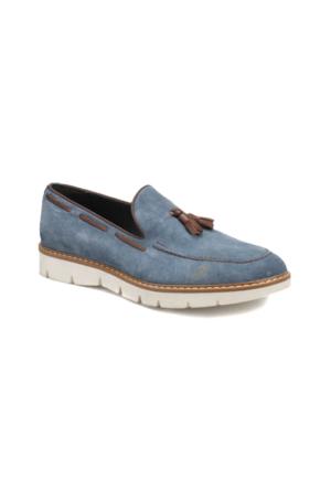 Cordovan Vs-1 M Mavi Erkek Ayakkabı