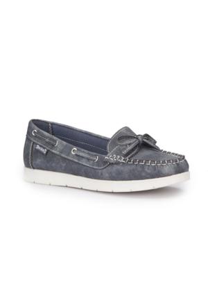 Dockers 220725 Lacivert Kadın Loafer Ayakkabı