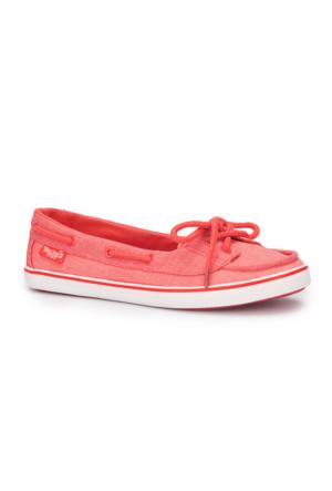 Dockers 220734 Kırmızı Kadın Loafer Ayakkabı