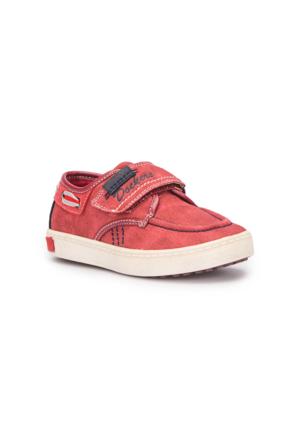 Dockers 222634 Bordo Erkek Çocuk Ayakkabı