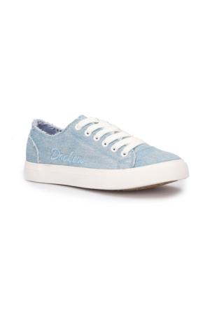 Dockers 222732 Mavi Kadın Sneaker Ayakkabı