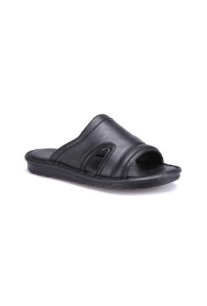 Flexall 106 M 1626 Siyah Erkek Sandalet