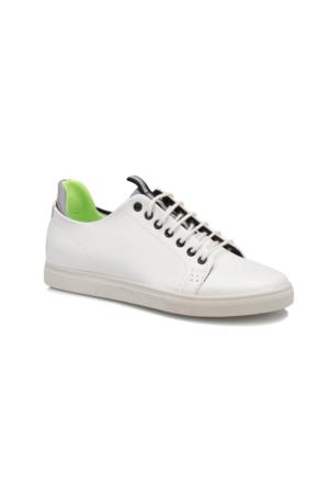 Forester 118-1 M Beyaz Erkek Sneaker Ayakkabı