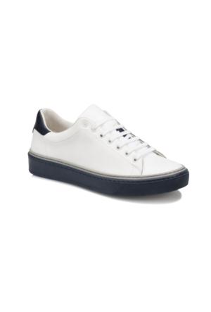 Forester 79127-1 M Beyaz Lacivert Erkek Sneaker Ayakkabı