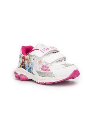 Frozen Emery Beyaz Kız Çocuk Ayakkabı