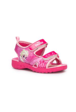 Frozen İrina Fuşya Kız Çocuk Sandalet